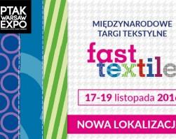 Zapraszamy do udziału w targach Fast Textile!