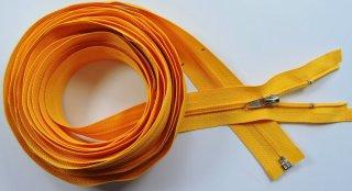 Standard spiral mattress zipper with nickel puller